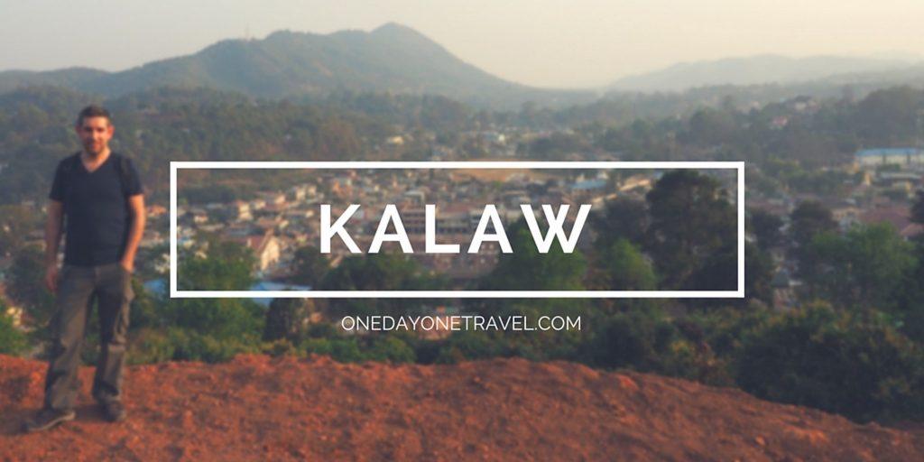 kalaw blog voyage itineraire myanmar