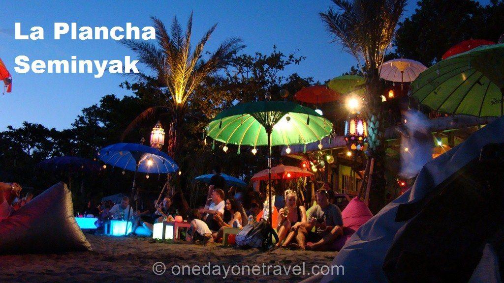 kuta Bali La Plancha