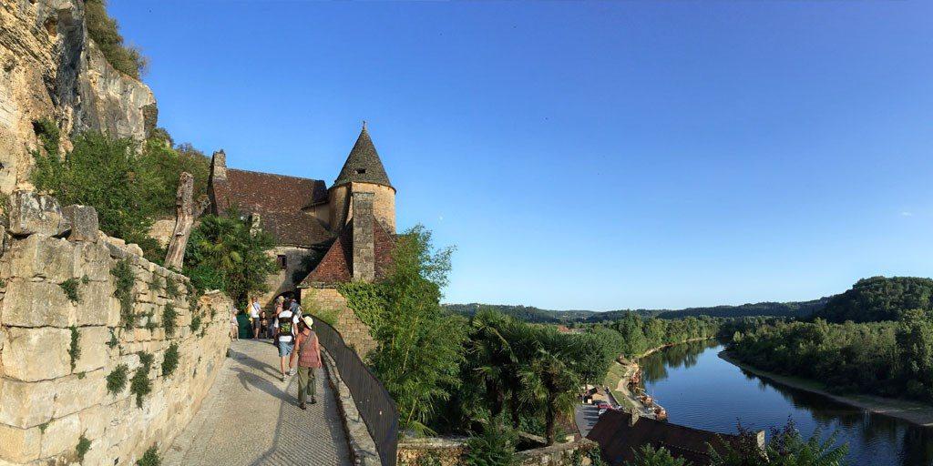 la roque gageac Voyage en Dordogne