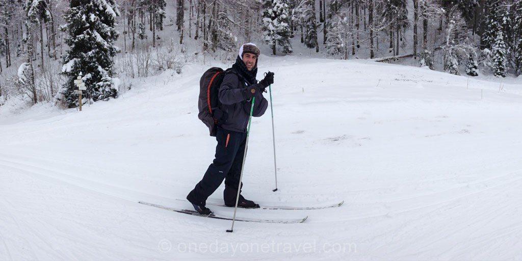 la station des rousses ski de fond