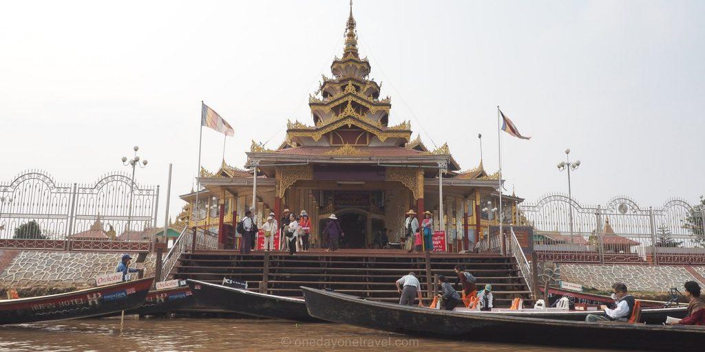 lac inle temple Paya Phaung Daw Oo