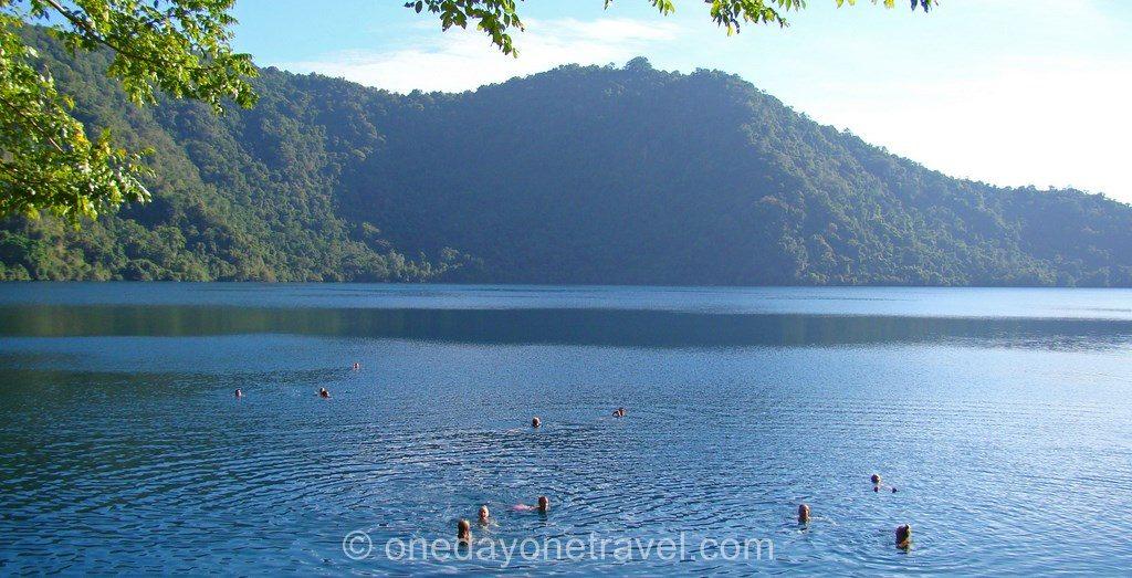 lac satenda croisiere lombok flores