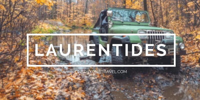Visiter les Laurentides blog voyage
