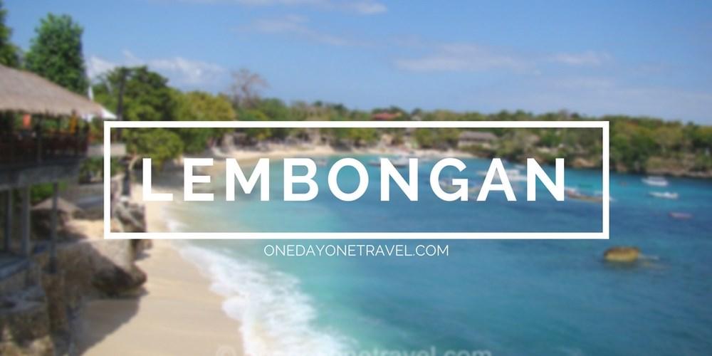 lembongan blog voyage bali