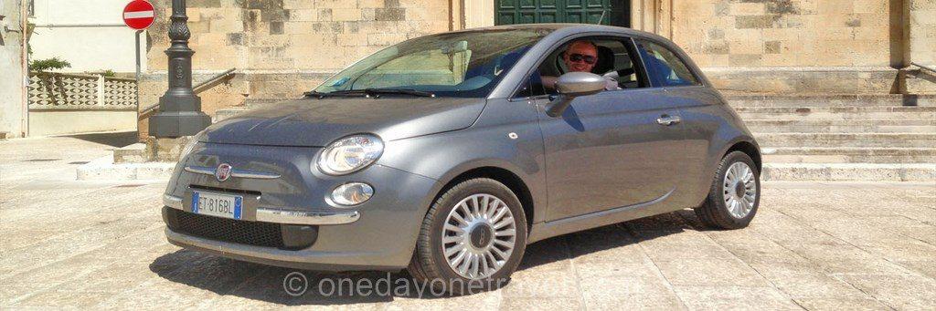 location voiture voyager en italie en fiat 500