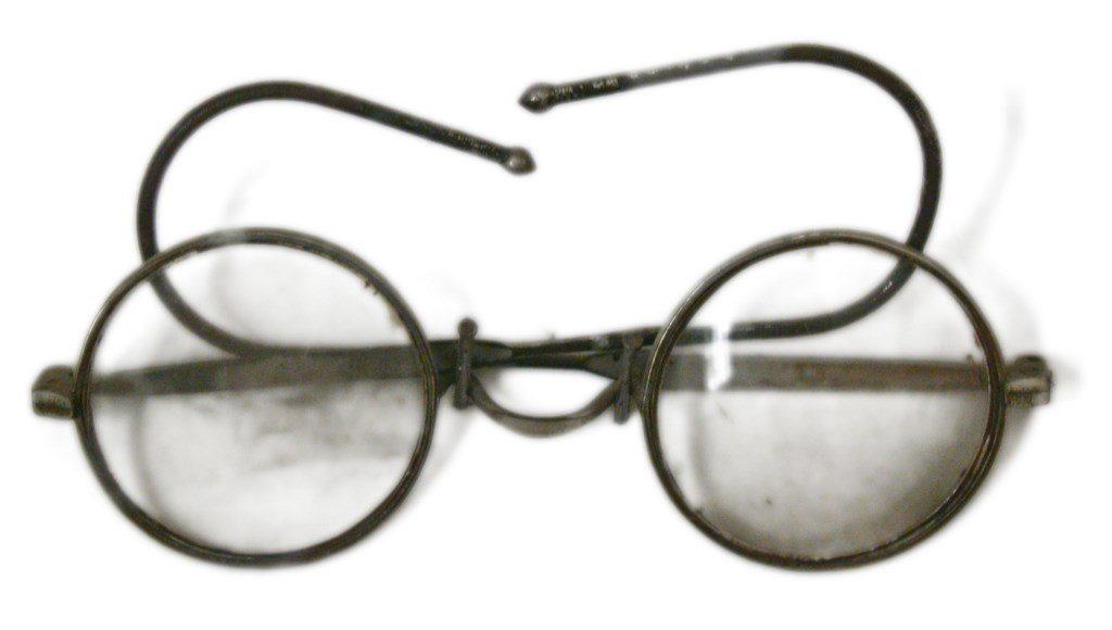 lunettes gandhi new delhi inde