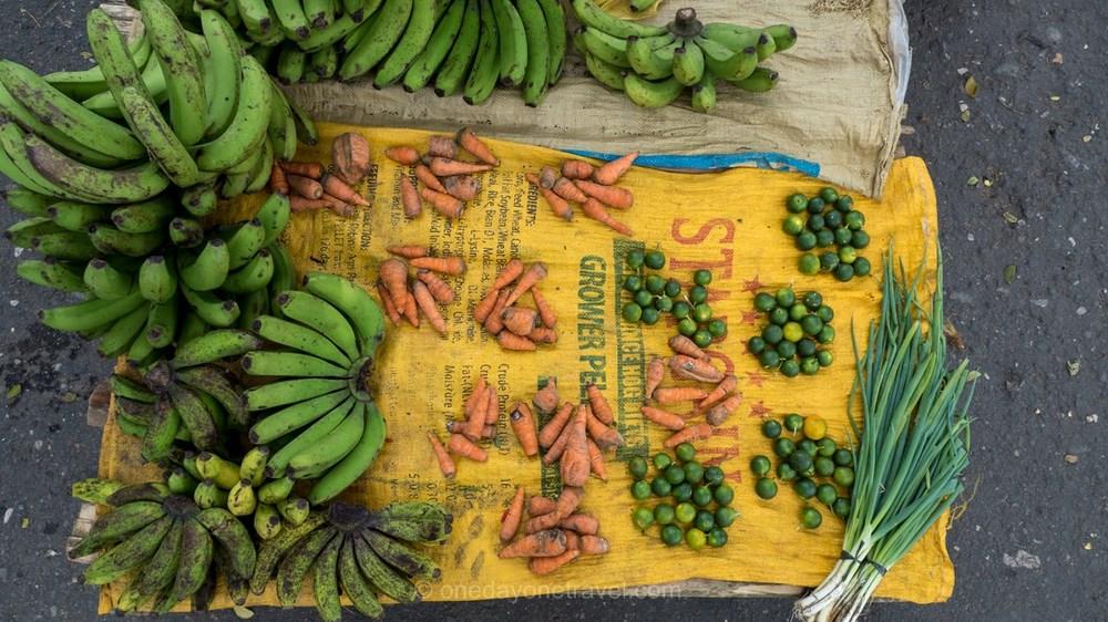 marché Ile de Negros