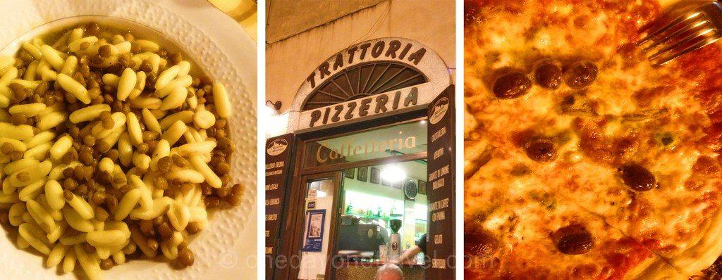 matera restaurant pizzeria pâtes