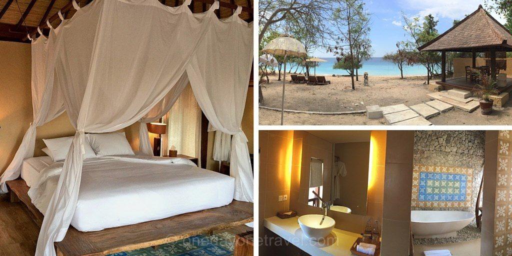 Menjangan resort villa Bali ouest
