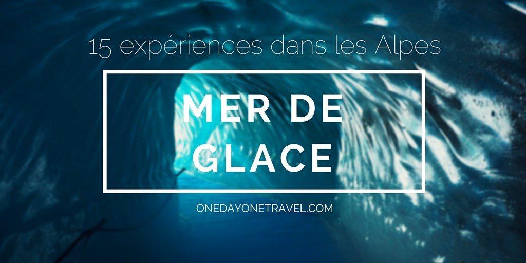 mer de glace blog voyage
