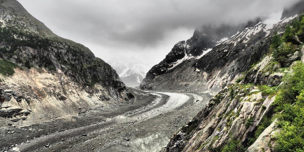 mer de glace chamonix blog voyage