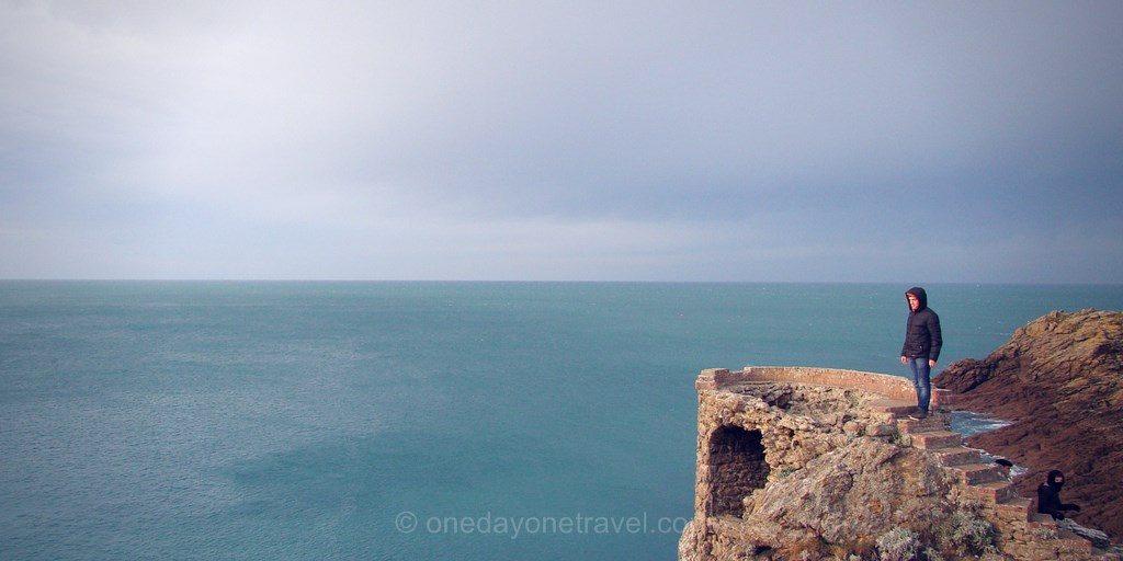 mer côte d'émeraude pointe decolle