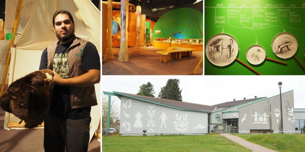 musée améridien lac saint-jean