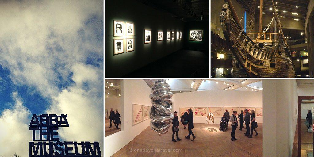 musee stockholm abba vasa modern fotografisca