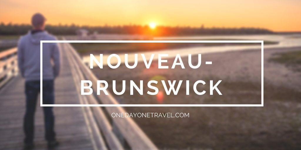 Nouveau-Brunswick road trip itineraire blog voyage
