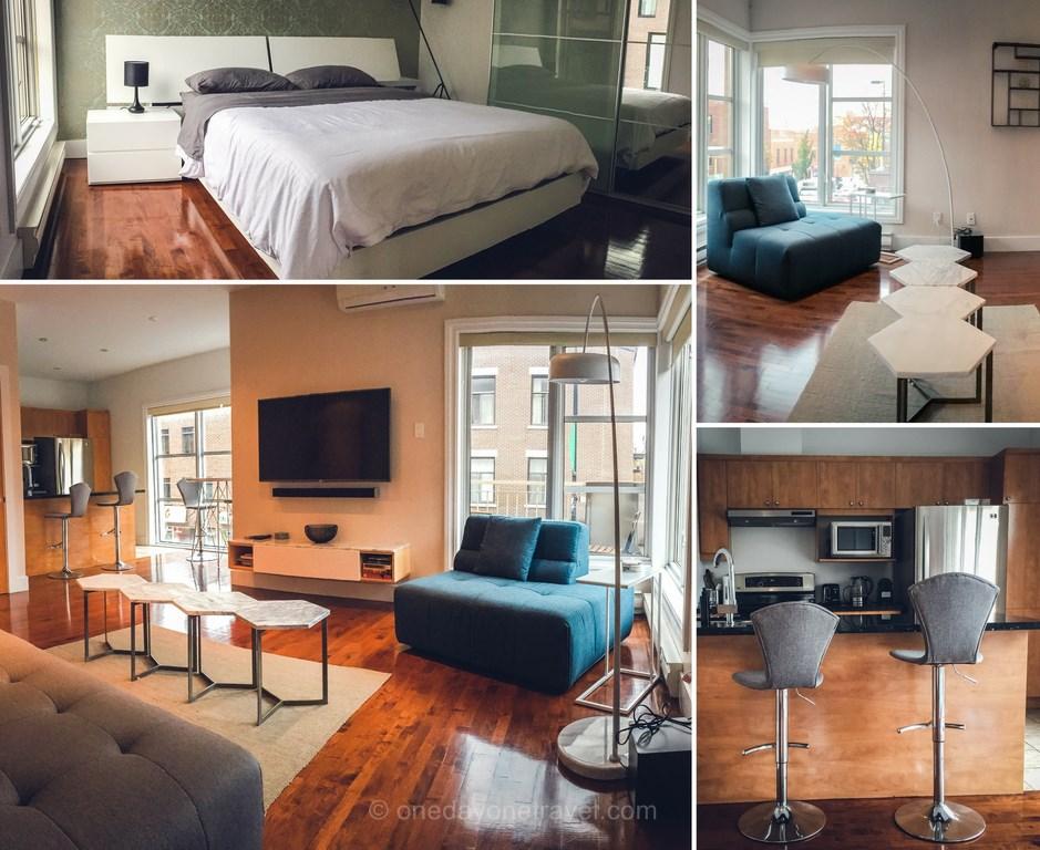 où dormir à Montréal  airbnb Mont Royal