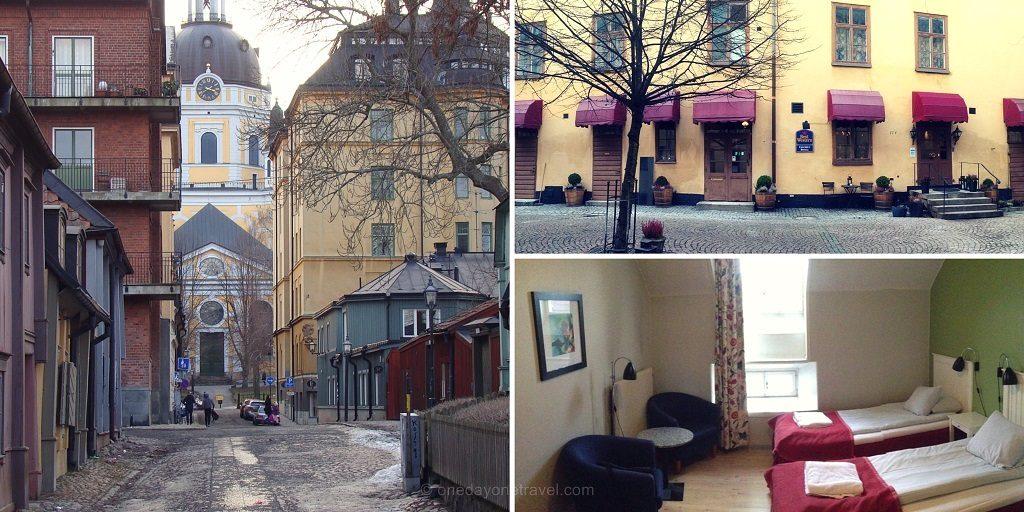 Visiter Stockholm où dormir