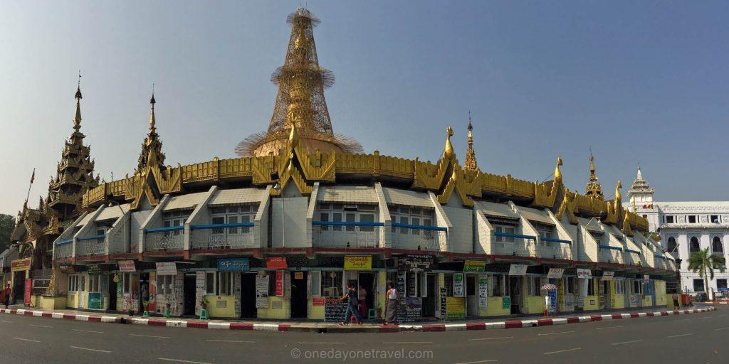 Pagode Sule Yangon