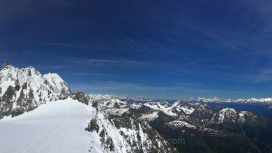 Photo of Ascension exceptionnelle en Skyway pour admirer le Mont-Blanc