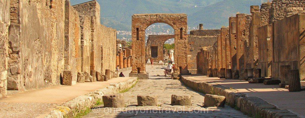 passage pietons Pompei