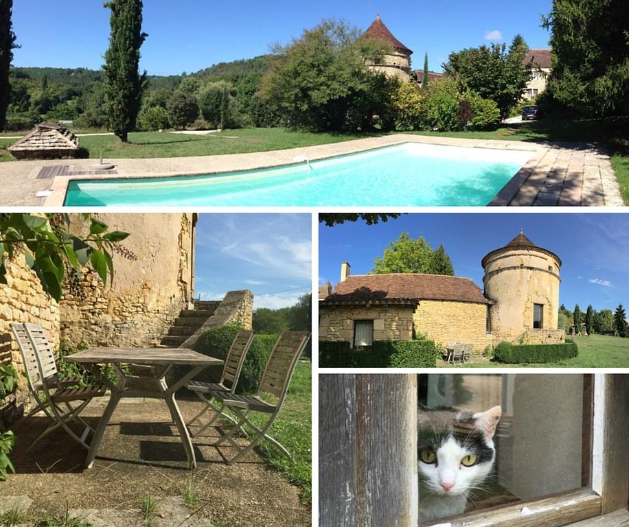 pigeonnier plazac Voyage en Dordogne