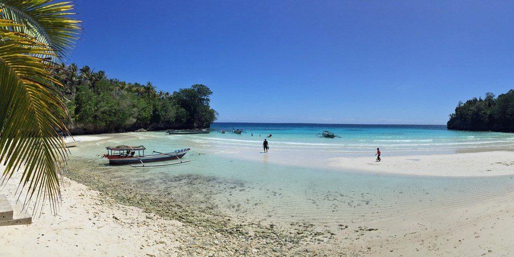 plage paradisiaque sera beach togian
