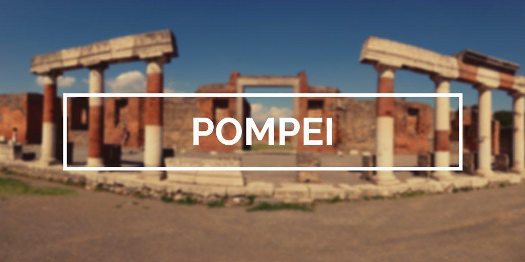 pompei blog voyage