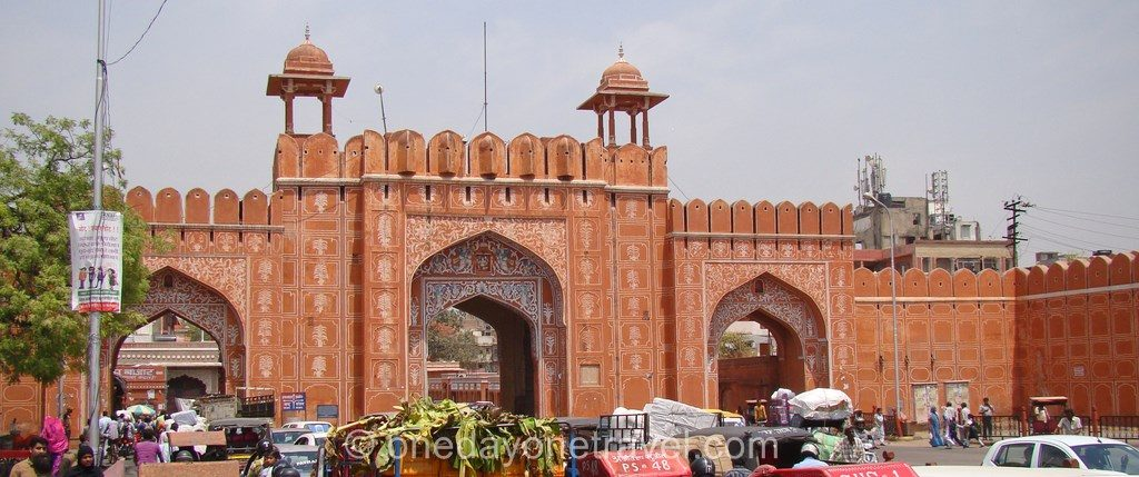porte vieille ville jaipur
