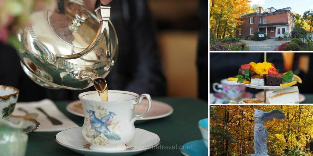 prendre le thé comme un anglais au canada