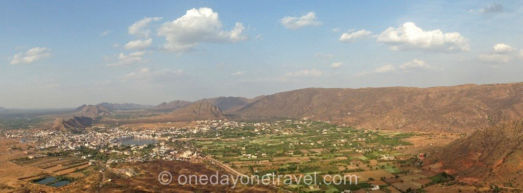 pushkar grande colline blog voyage