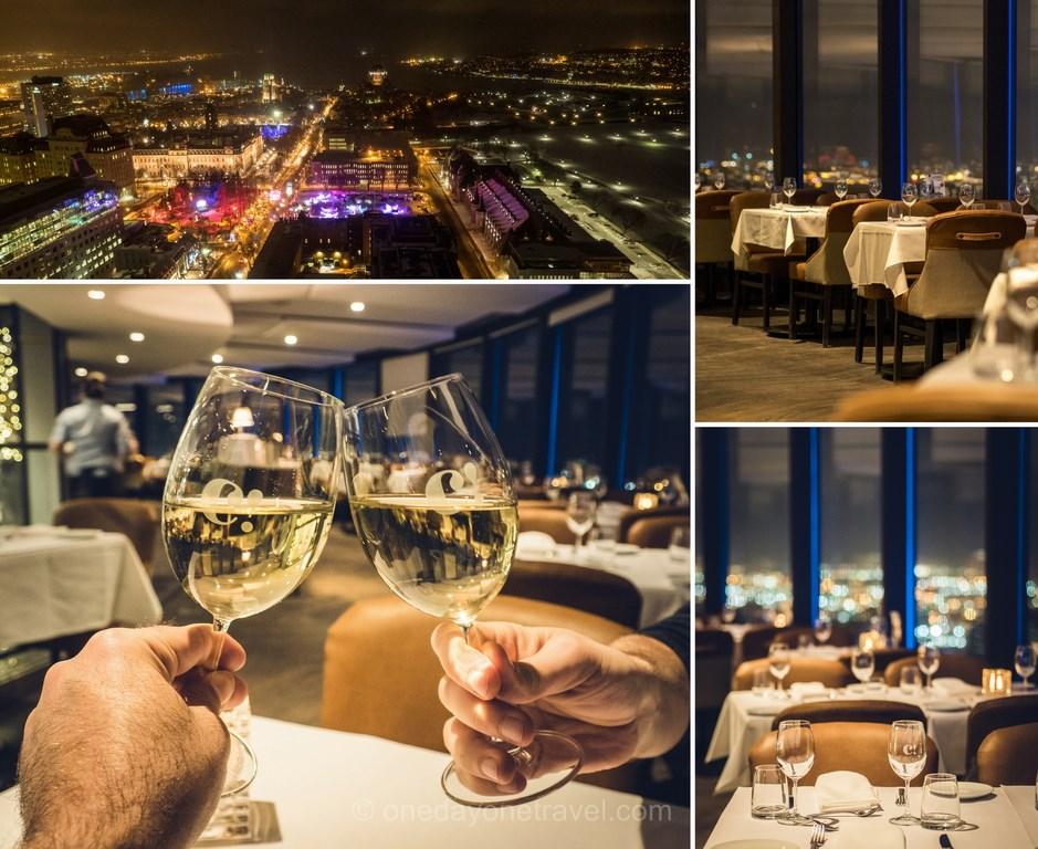 québec hiver restaurant ciel blog voyage