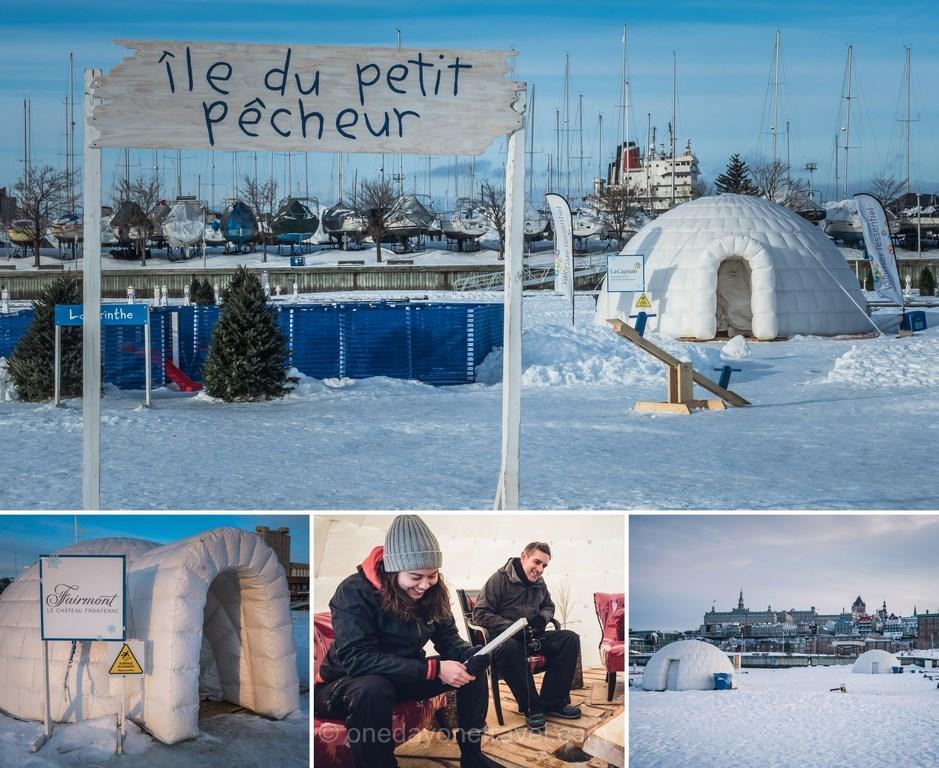 québec hiver village nordik blog voyage