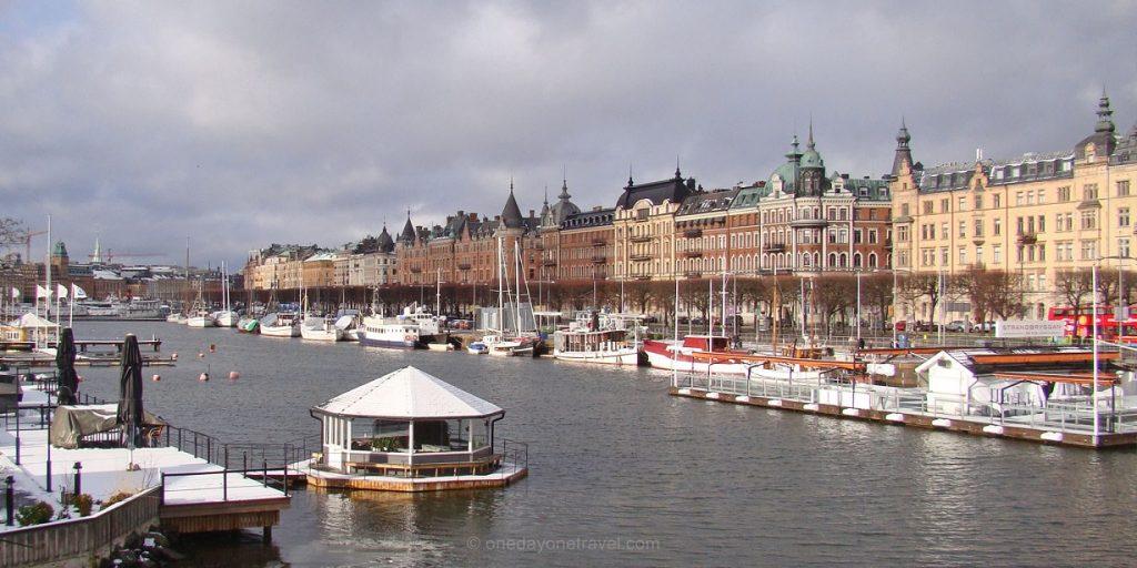 Visiter Stockholm quartier ostermalm