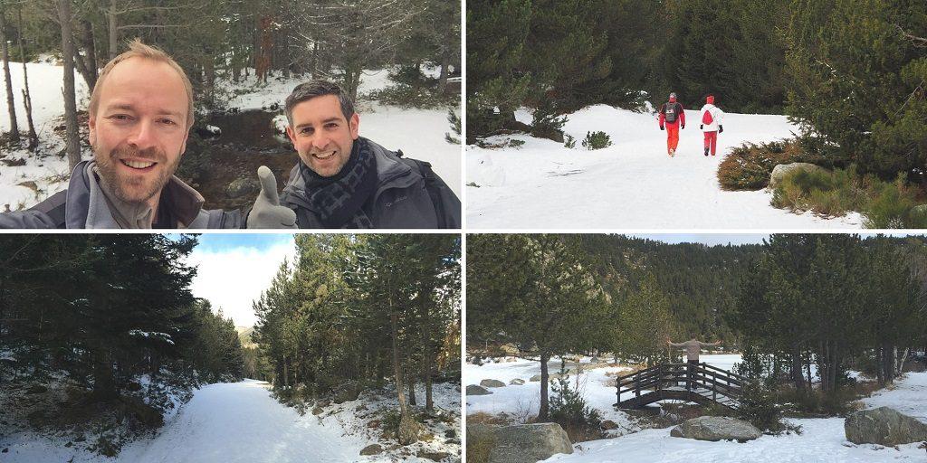 randonnee lac balacere pyrenees catalanes