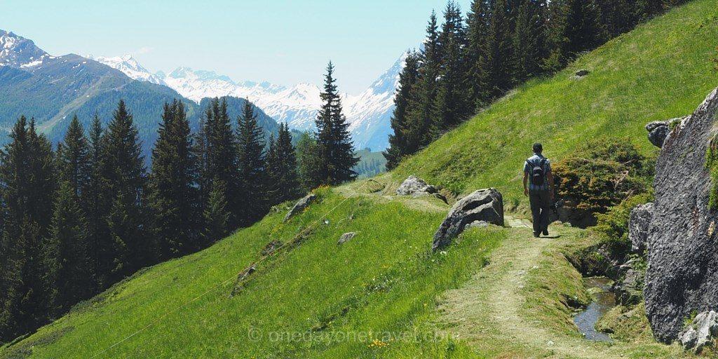 Où partir en voyage en Juin Les Alpes