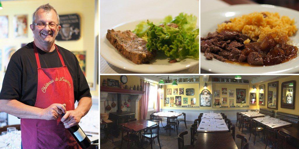 restaurant emile Où manger ou dormir en Limousin