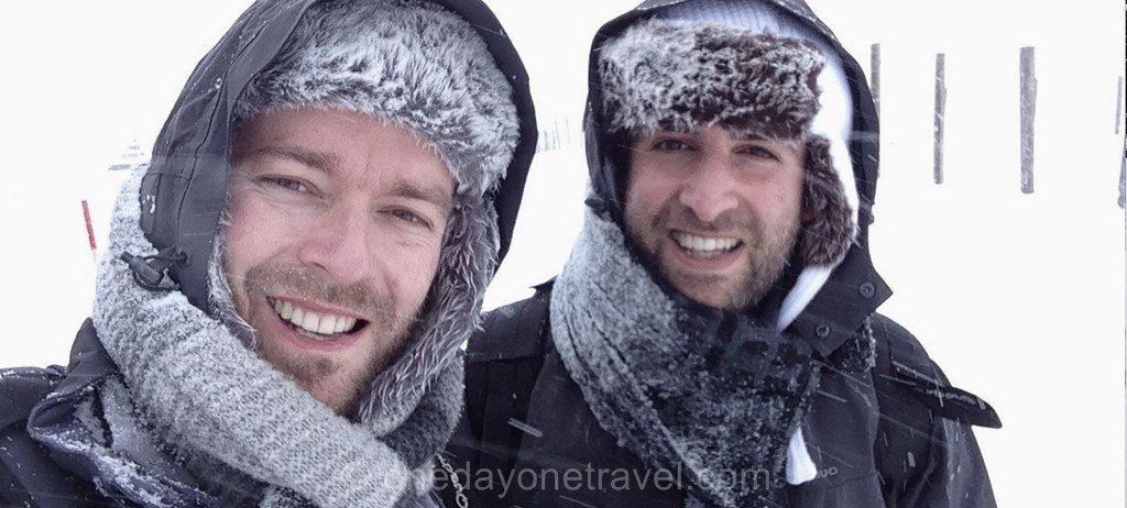 Montagnes du Jura - Richard Franck neige