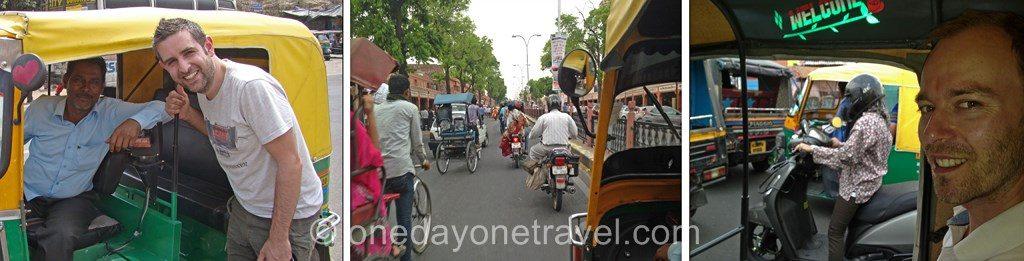 rickshaw jaipur blog voyage