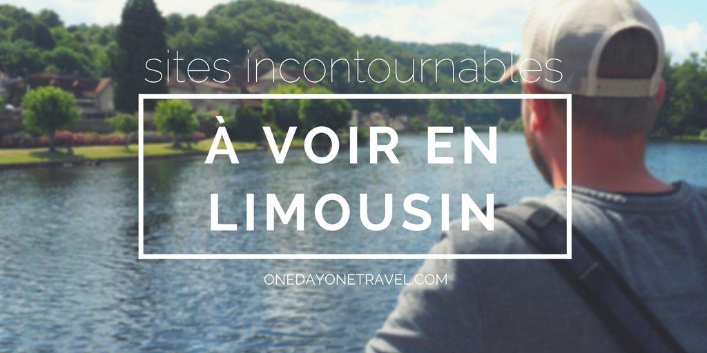 sites à voir en limousin blog voyage