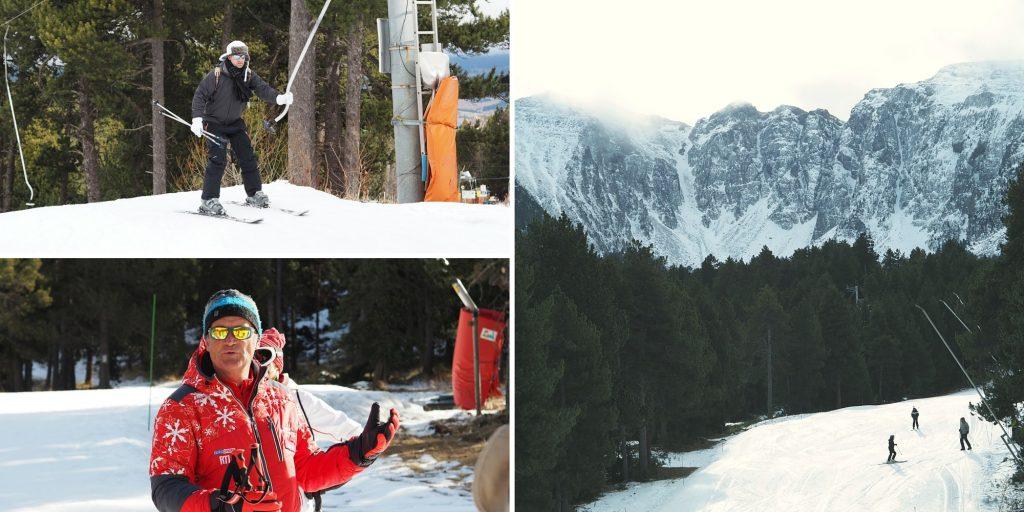 ski cambre aze pyrenees catalanes