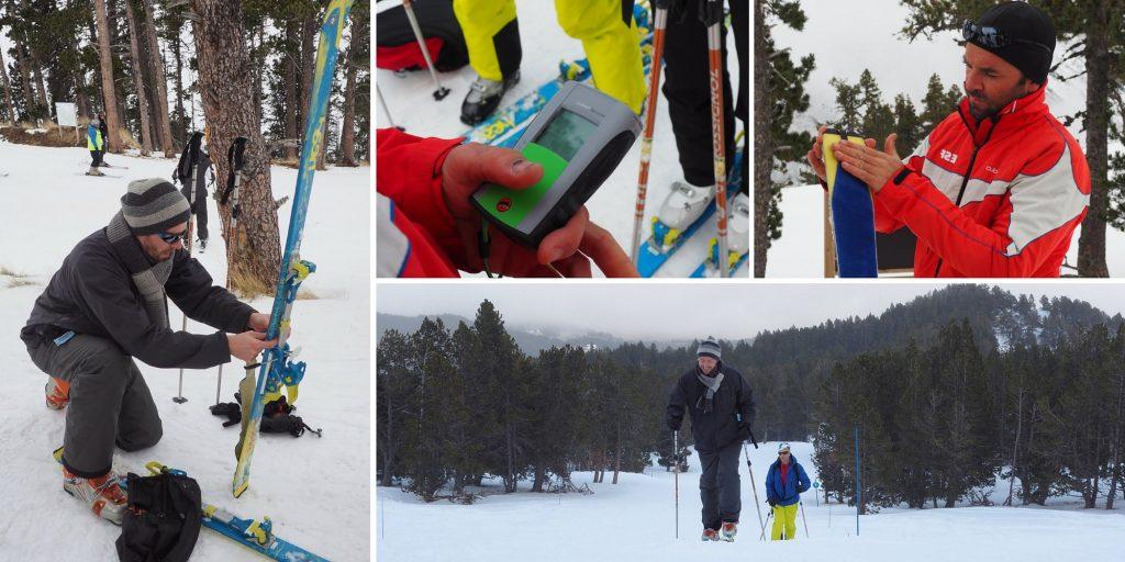 ski rando formigueres pyrenees catalanes