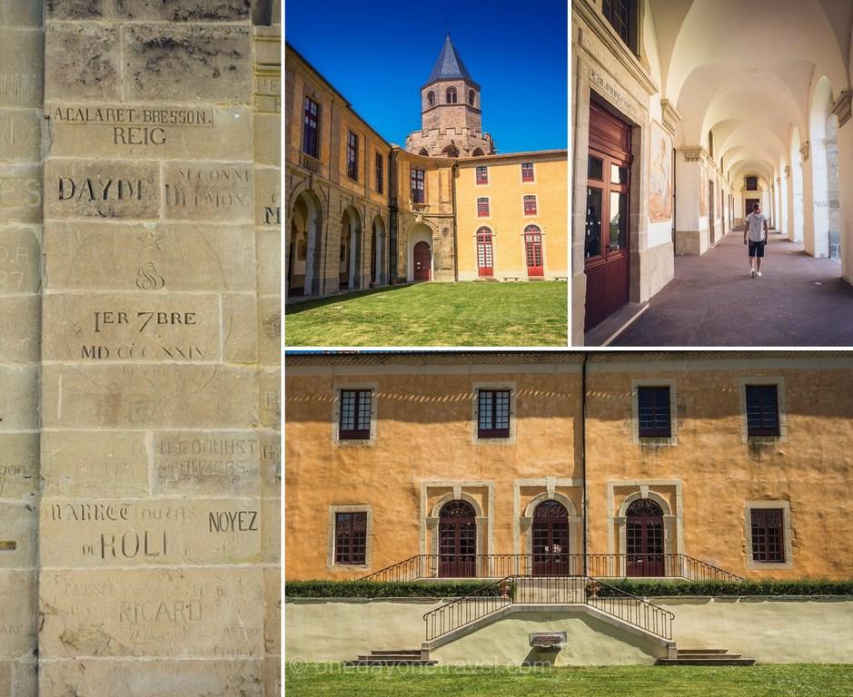 soreze abbaye ecole visite