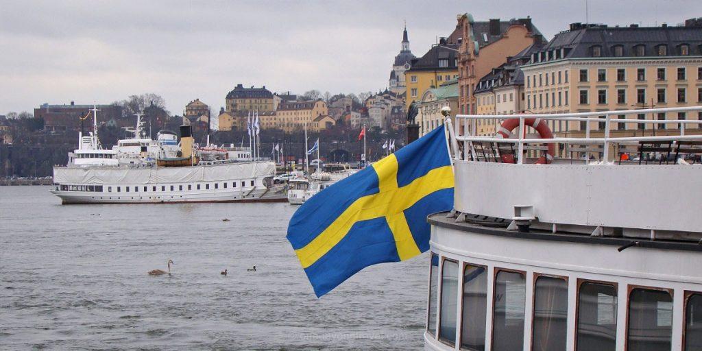 Visiter Stockholm bateau croisiere new