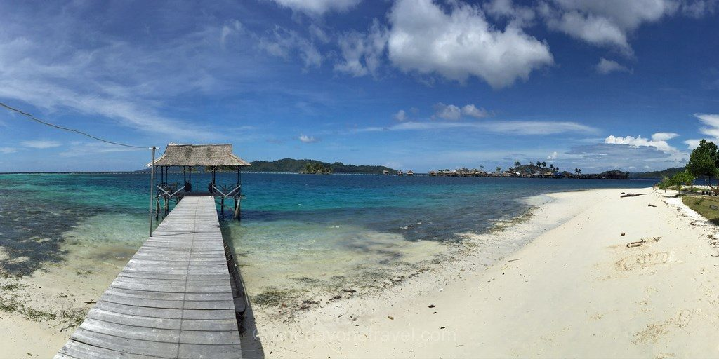 togian islands lestari malenge