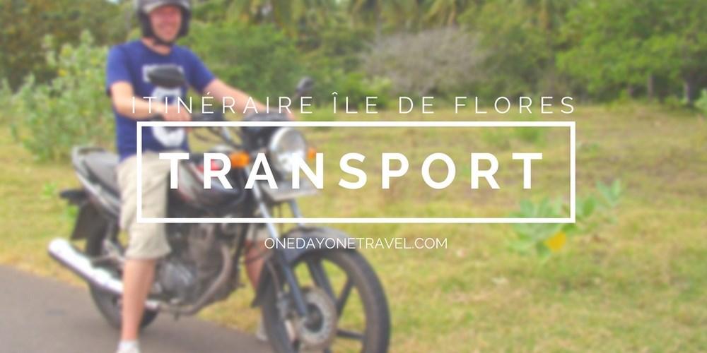 transport itinéraire ile de flores blog voyage indonesie