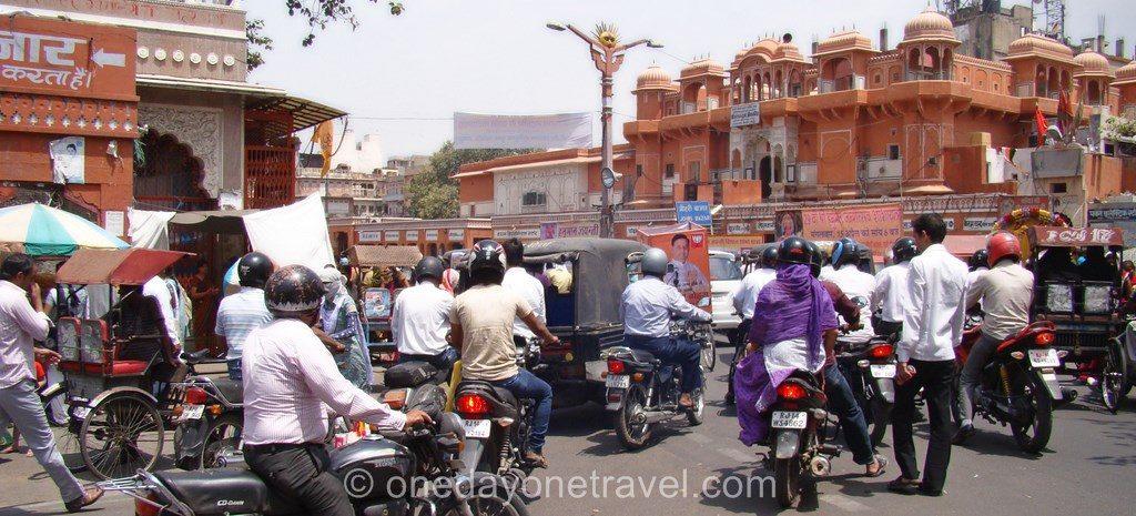 transport jaipur rue blog voyage