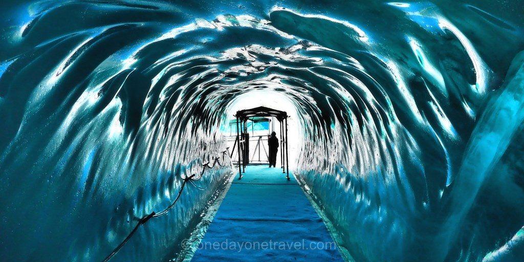 tunnel mer de glace chamonix