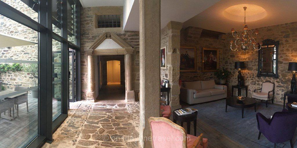 uzerches hotel restaurant Limousin
