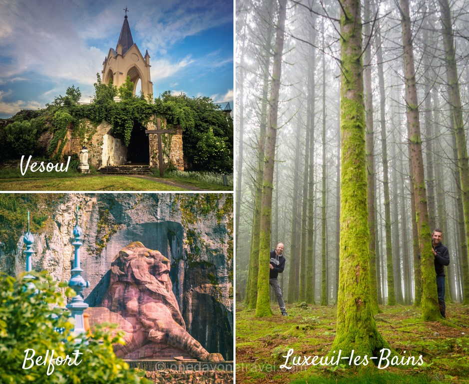 vesoul luxeuil belfort road trip bourgogne franche comté blog voyage