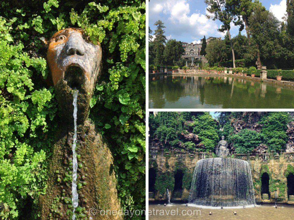 villa d'este italie Blog voyage